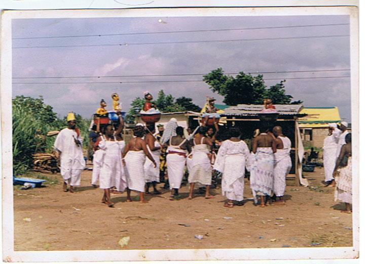 iya osun 2 Ife People: The Ancient Artistic, Highly Spiritual And The First Yoruba People