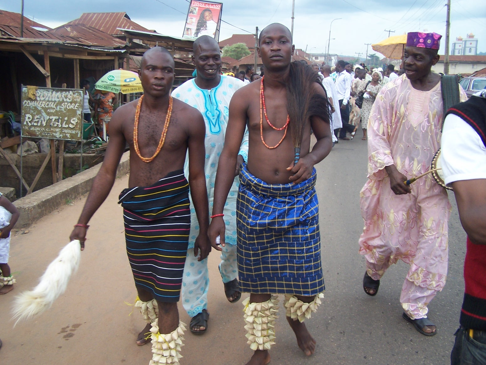 102 2931 Ife People: The Ancient Artistic, Highly Spiritual And The First Yoruba People