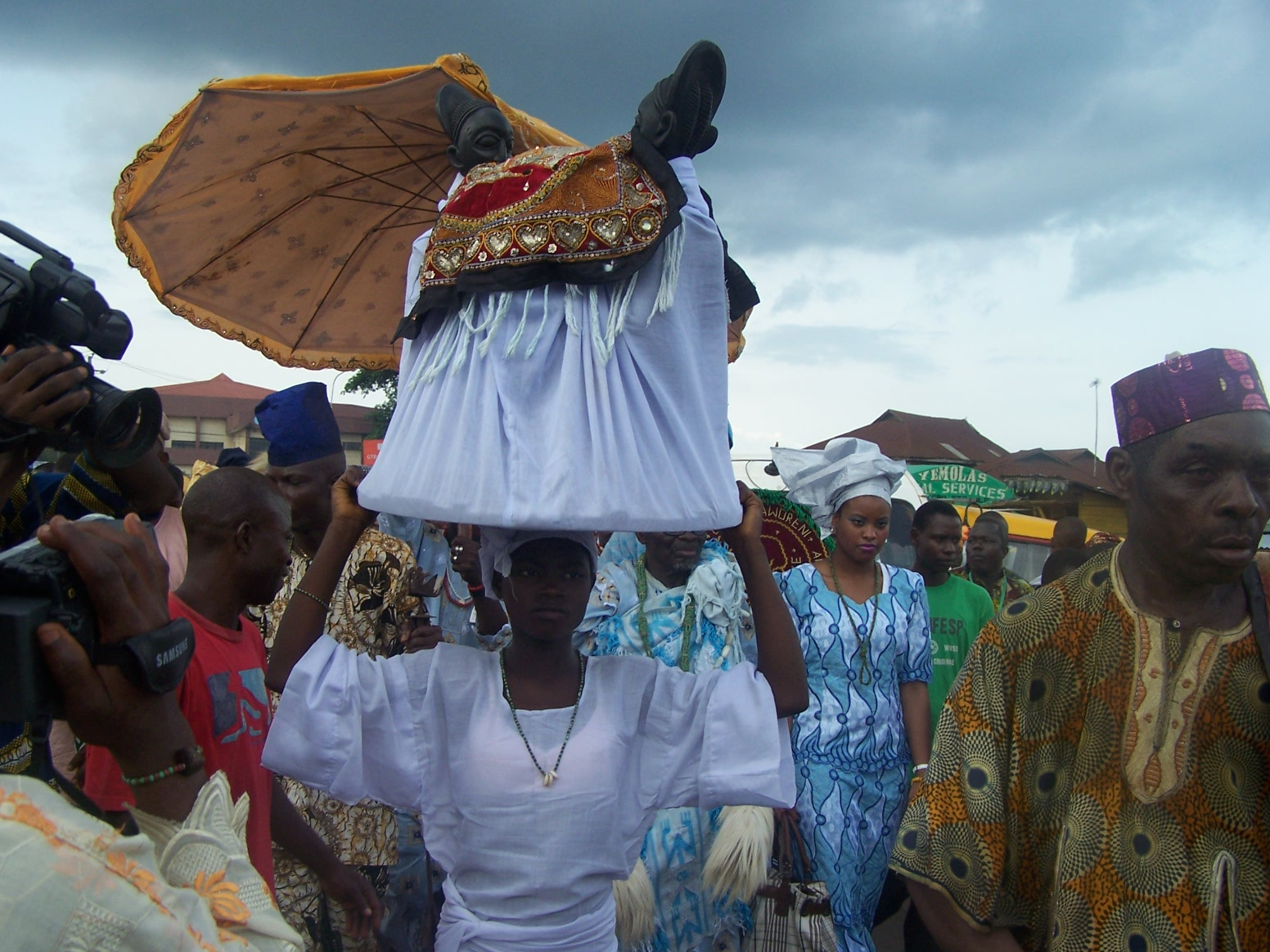102 3061 Ife People: The Ancient Artistic, Highly Spiritual And The First Yoruba People