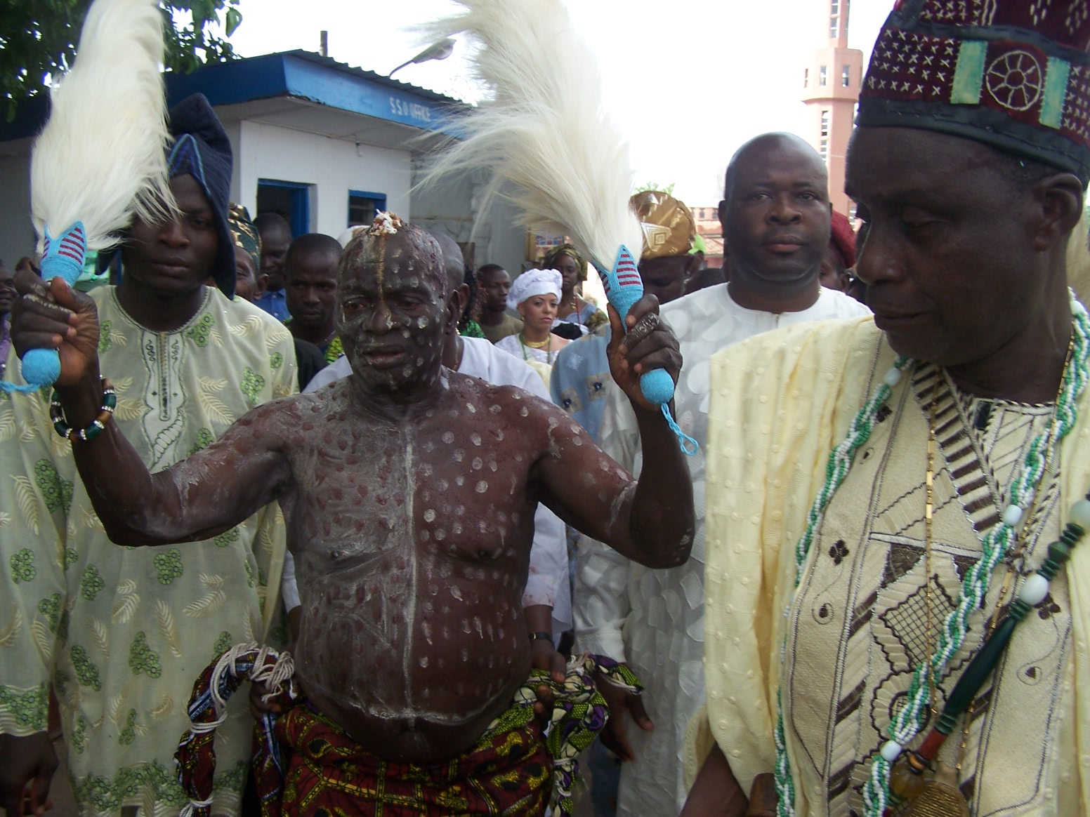 102 3151 Ife People: The Ancient Artistic, Highly Spiritual And The First Yoruba People
