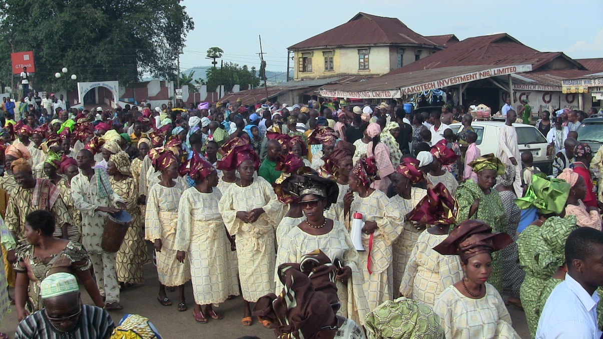 IMG 0305 Ife People: The Ancient Artistic, Highly Spiritual And The First Yoruba People