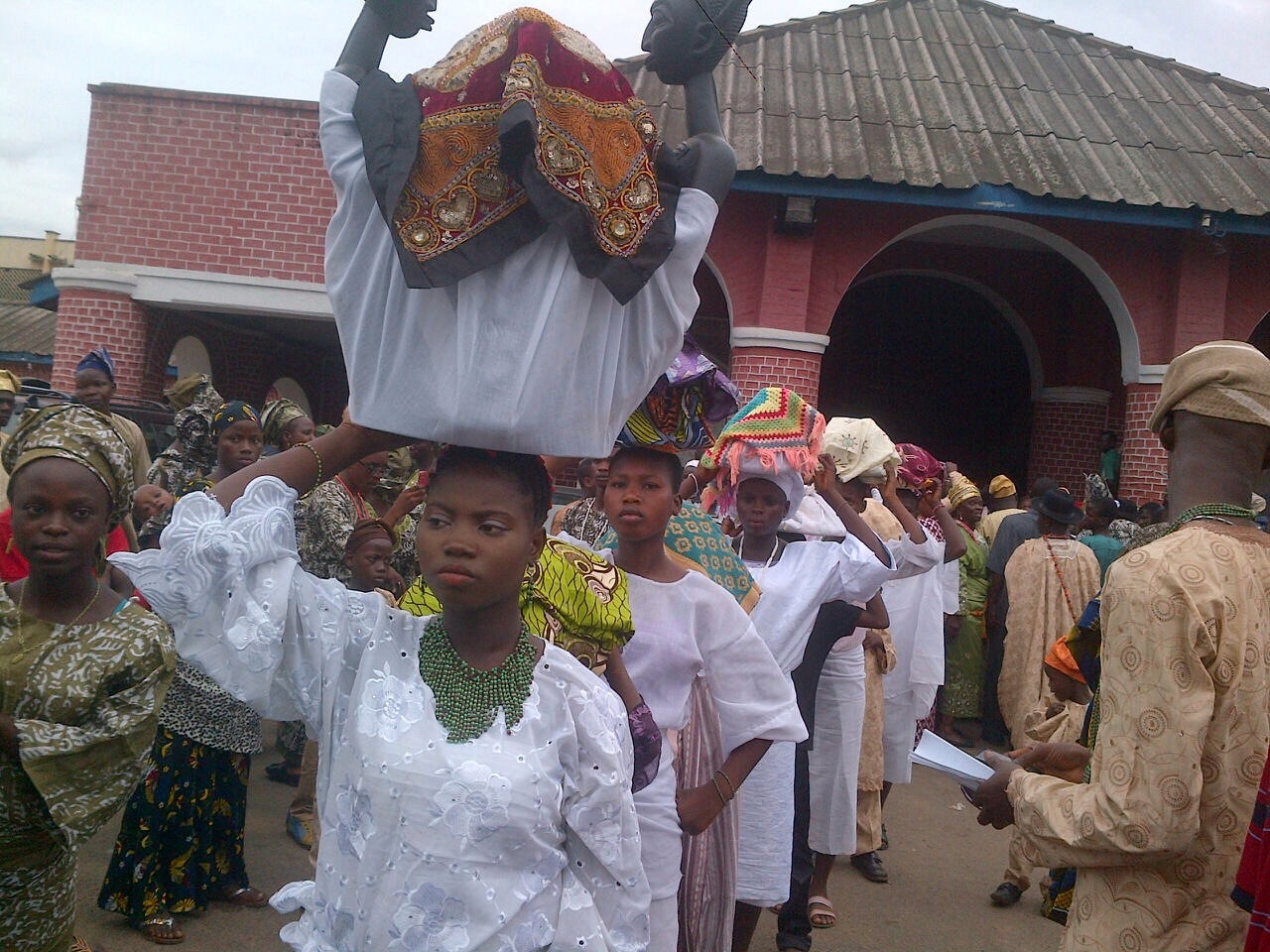 image15 Ife People: The Ancient Artistic, Highly Spiritual And The First Yoruba People